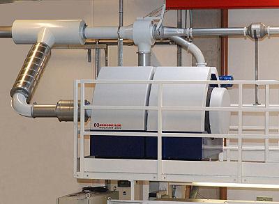 Flomech Materials Handling - Industrial Applications