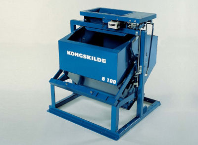 Flomech Materials Handling - Agricultural Applications