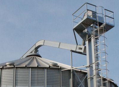Grain Handling Chain Conveyors