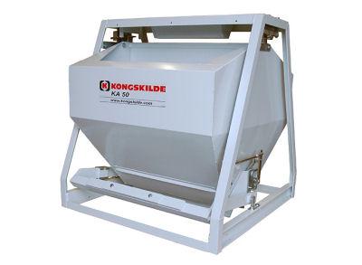 Grain Handling Single Compartment Batch Weighers